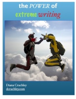 Cover - Extreme Writing, 2015