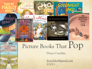 Picture Books That Pop