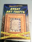 Great Art Thefts cover