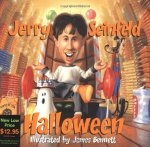 Jerry Seinfeld Halloween, cover
